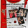 Soirée cabaret_ samedi 21 décembre 2013