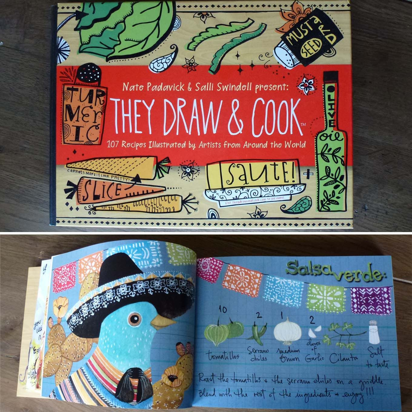 the draw & cook