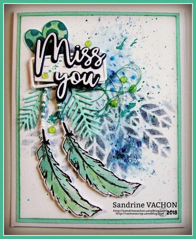 Sandrine VACHON carte défi 562 BLOG PCC (1)