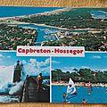 Cap breton Hossegor datée 1989