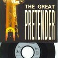 Freddie Mercury the great pretender vinyl promo France