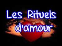 Les rituels du retour affectif ou « rituel amour »