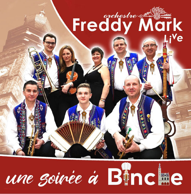 FREDDY MARK BINCHE CD 5