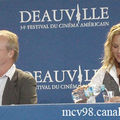 William Hurt et Maria Bello