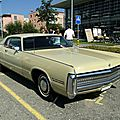 Imperial lebaron hardtop coupe, 1972