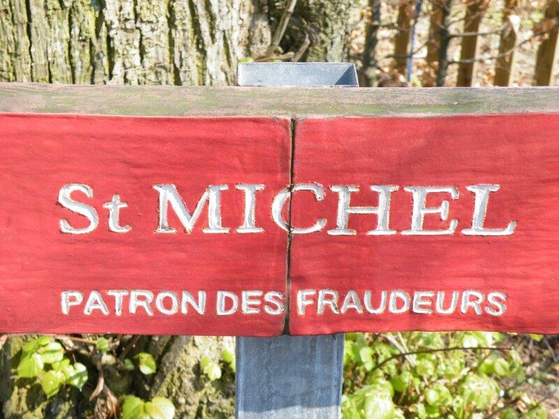 panneau St Michel