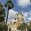 La cathédrale orthodoxe de nice - enfranceaussi