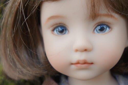 L'hivers de Ana , Little Darling de Dianna Effner