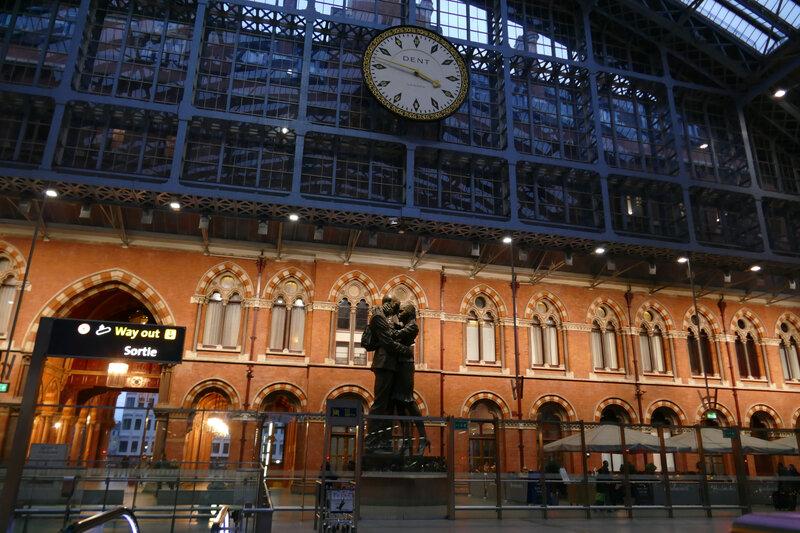 25 novembre 2018 - Séjour à Londres : Westminster
