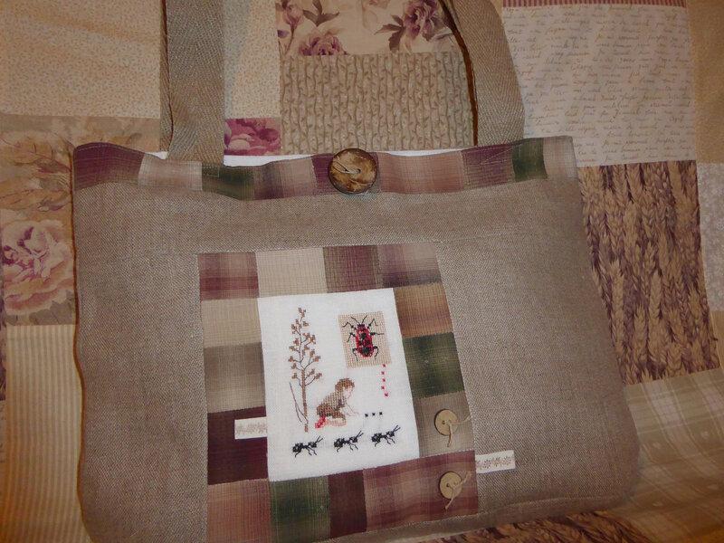 photo 7 sac en lin