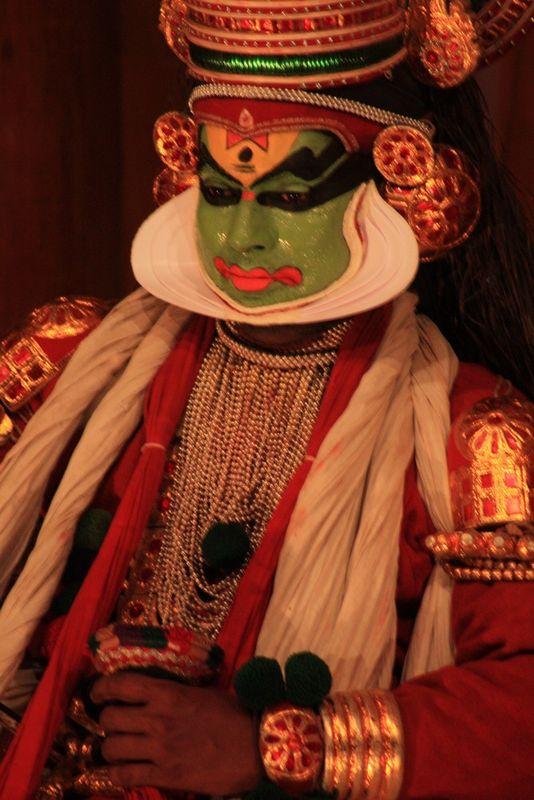 Danseur Kathakali