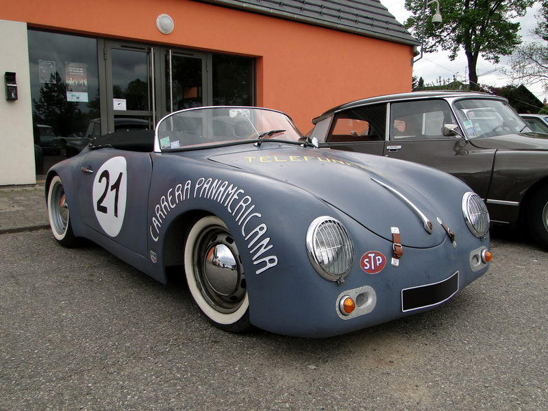 porsche 356 speedster replica oldiesfan67 mon blog auto. Black Bedroom Furniture Sets. Home Design Ideas