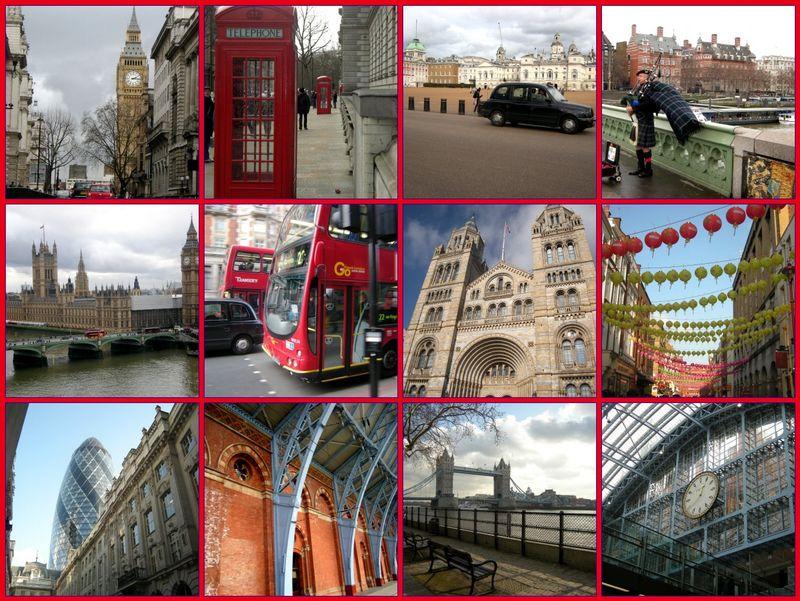 Londres.Février 2010