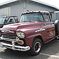CHEVROLET Apache 32 2door stepside pick-up Illzach (1)