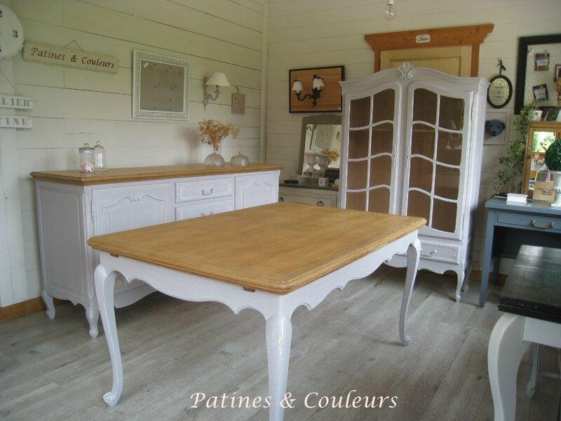 Une salle à manger de style Régence relookée