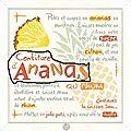 sal ananas étape 1