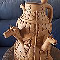 Pot surprise, gourde crapaud... et autres poteries