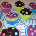 My first cupcakes....