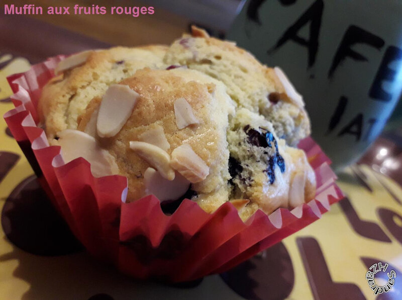 3101 Muffins aux fruits rouges 2