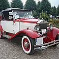 Mathis type my roadster 1927