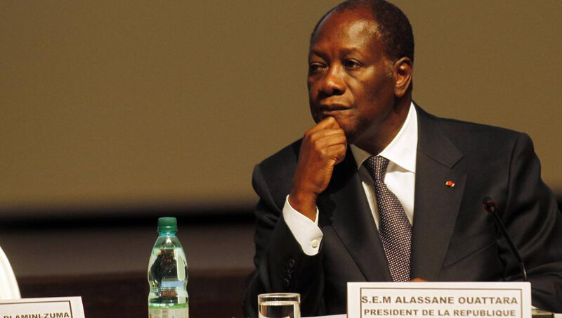 Alassane Dramane Ouattara ou le drame de la Côte d'Ivoire