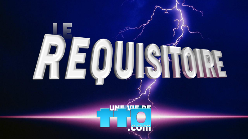 2018 - LE REQUISITOIRE