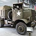 Autocar u7144t 4- to 5 ton 4x4 ponton tractor truck 1944