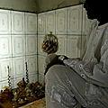 Le vodoun ''dan'' dieu de richesse et de l'abondance du medium malayikan