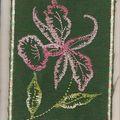Orchidée - Colette Lafarge