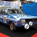 La renault 12 gordini (23ème salon champenois du véhicule de collection)