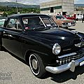 Studebaker champion business coupe-1949