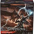 Dungeons & dragons : temple of elemental evil board game