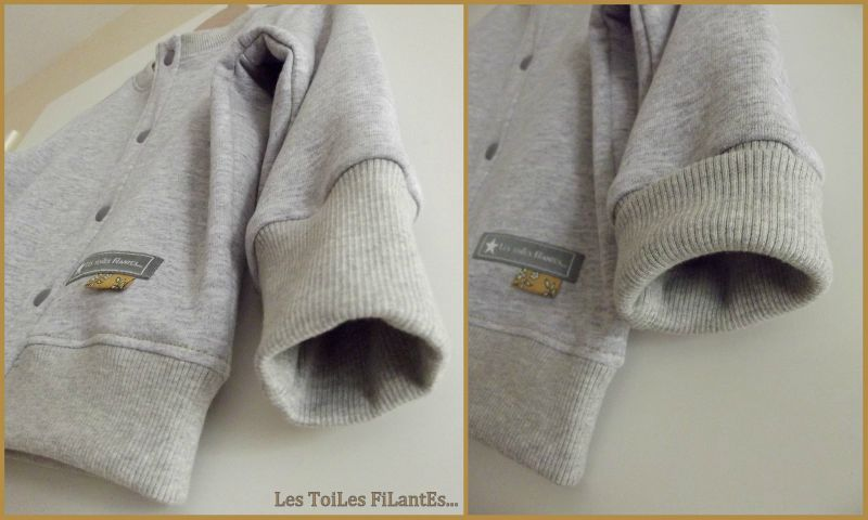 Salopette moutarde et tee-shirt gris assorti11