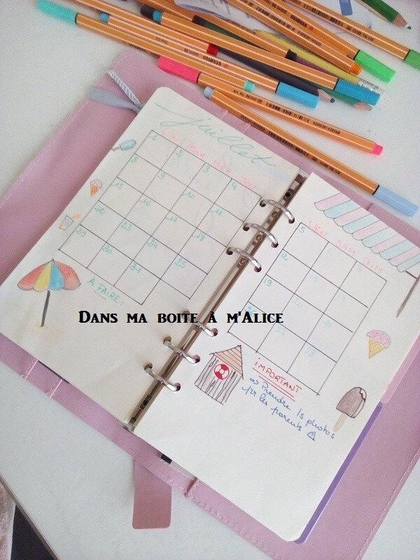 DmBamA - Planner et organisation 11-3