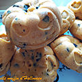 1006 Citrouille muffin d'Halloween Couv
