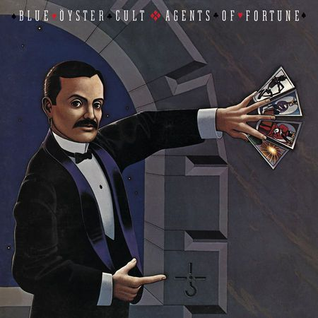 Track By Track Quot Agents Of Fortune Quot Blue 214 Yster Cult