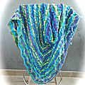 Green River Shawl 1