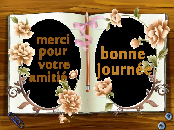 BONNE JOURNEE 6