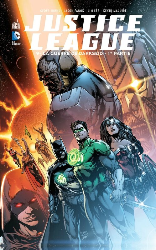 justice league 09 la guerre de darkseid 1