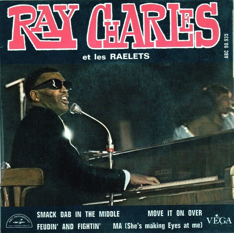 Vinyle 45 tr Ray Charles