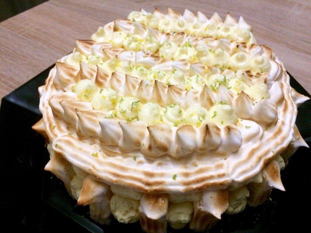 Biscuit breton façon tarte citron