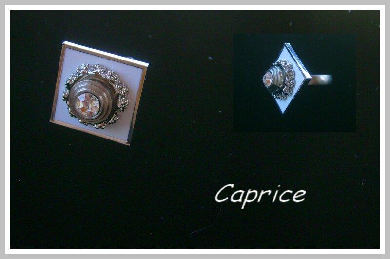 Bague Caprice