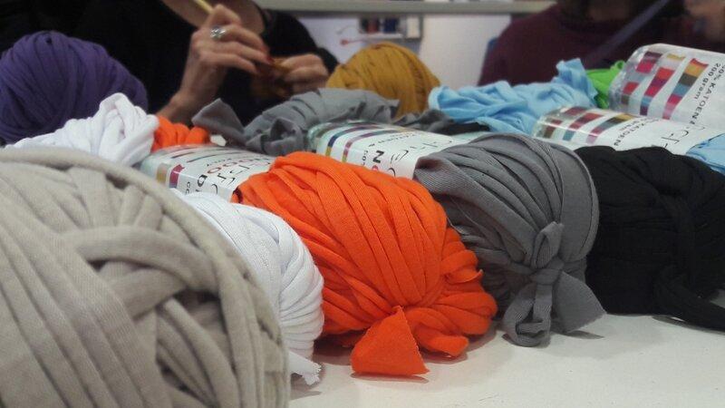tee shirt yarn