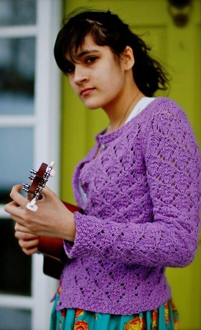 Que sera - Knitty Spring Summer 2010