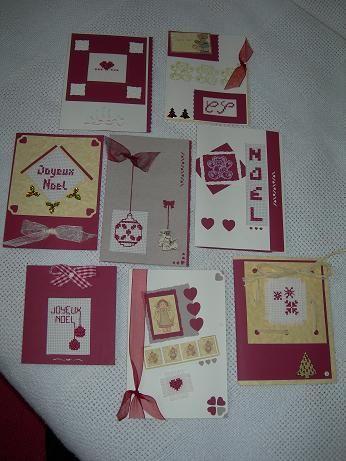 (3) 12-2006 Cartes Noël