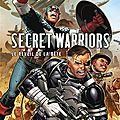 marvel deluxe secret warriors 2 le réveil de la bête