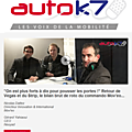 Nexyad and mov'eo interview on the radio station autok7
