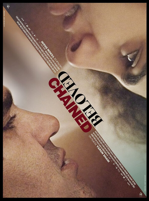 Chained affiche
