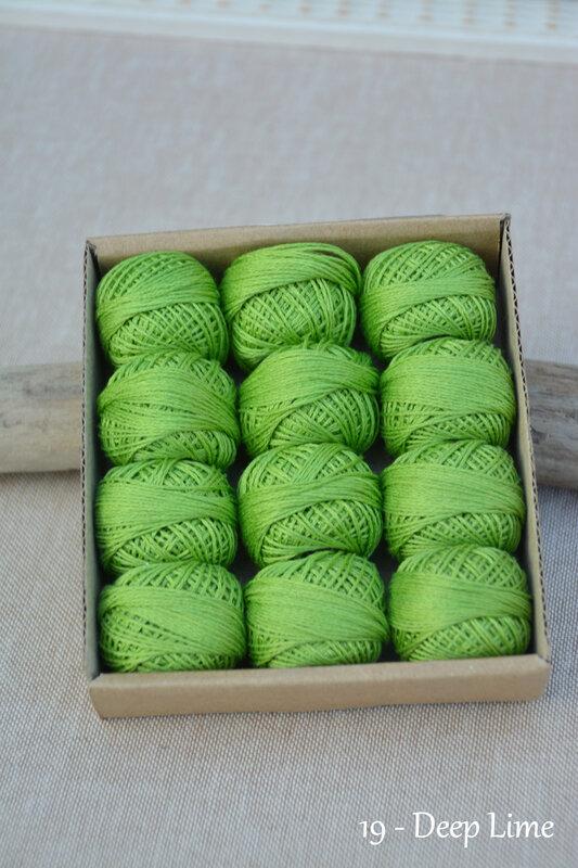 19 deep lime