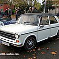 Morris 1300 gt mkiii berline 4 portes (1971-1974)(retrorencard novembre 2013)